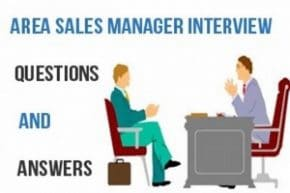 Area Sales Manager interview questions answers