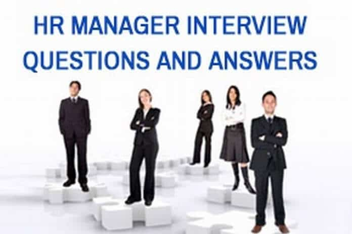 Hr Manager Interview Questions And Answers Hr Letter Formats