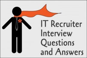 IT Recruiter job Interview questions and answers