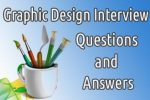 Graphic Design job Interview Questions and Answers
