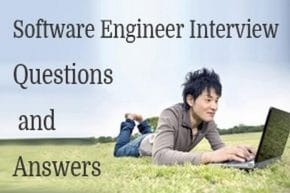 Software Engineer job Interview Questions and Answers