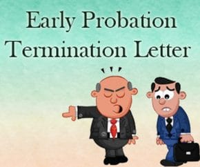 Early Probation Termination Letter