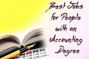 best jobs with accounting degree