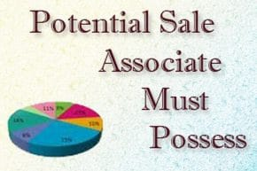 Potential Sale Associate