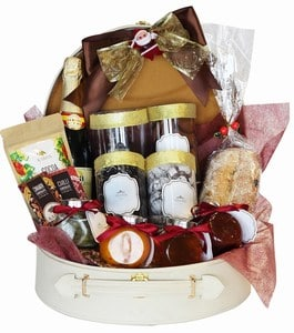 Cookie and Chocolate Hamper