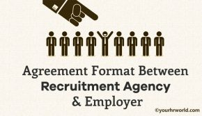 Agreement Between Employer and Recruitment Agency Format