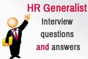 HR Generalist Interview Questions and Answers