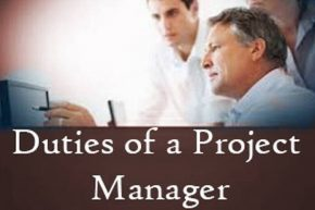 Project Manager Duties and Responsibilities