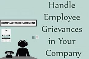 Handle Employee Grievances in Your Company