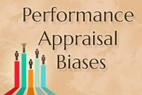 Types of Performance Appraisal Biases
