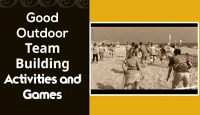 Outdoor Team Building Games and Activities India