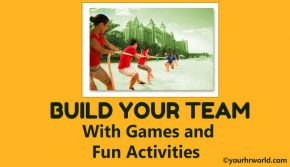 Build Your Team with Games and Fun Activities
