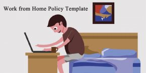 Work from Home Policy Template Sample