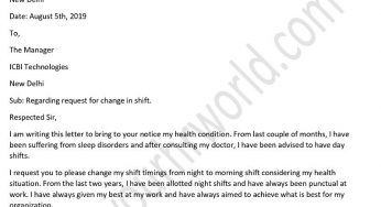 HR Letter Formats - Free Human Resource Forms, Formats