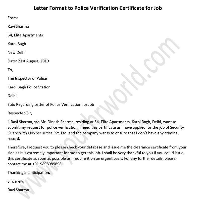 Request For Employment Verification Letter from www.yourhrworld.com