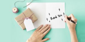 Great Business Thank You Notes Tips - Business Thank You Note Example