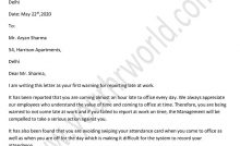 Sample Letter For Absconding From Duties from www.yourhrworld.com