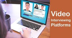 Best Video Interviewing Platforms India, Video Interview Websites