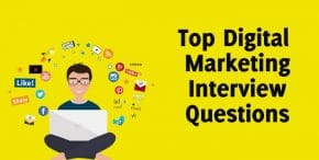 Digital Marketing Interview Questions, job interview Questions PDF Download