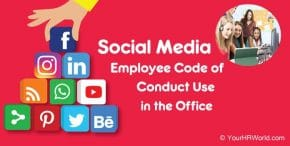 Social Media Employee Code of Conduct Office, Employee Social Media Policy