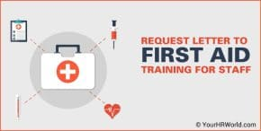 First Aid Training Request Letter Format for Staff